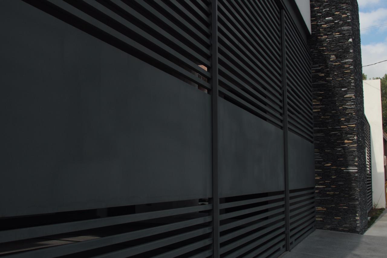 Portón Corredizo automatizado